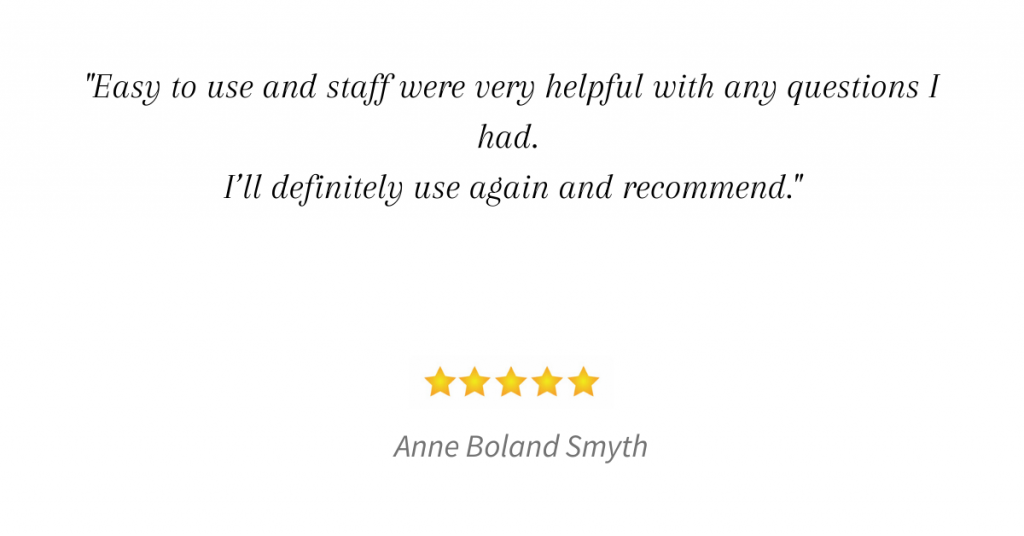 Very quick response and they kept in touch, would definitely recommend. (4)